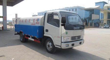 德赢vwin官方网站D6多利卡4吨高压清洗车