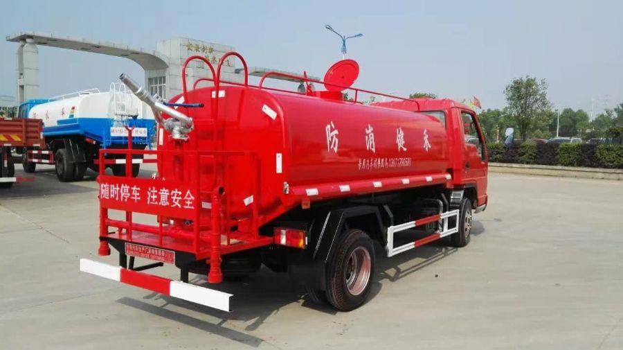 福田时代5吨消防德赢下载安装