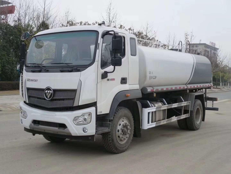 福田15吨瑞沃ES5德赢下载安装